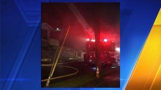 Fire closes both directions of Rainier Avenue South