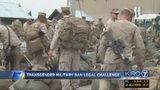 VIDEO: Challenge to transgender military ban unresolved