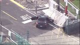 VIDEO: Security guard hit during chase at Boeing plant