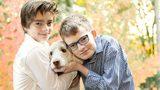 Photo of John and Traci Schneider's sons Jack Schneider (Left) and Ben Schneider (Right).