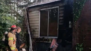 Fire damages SeaTac home being remodeled