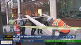VIDEO: Seattle May Day preparations 2018