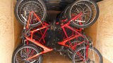 A trailer with 20 bicycles inside it was stolen from Bethel Middle School in Spanaway, the school district announced Tuesday. Anyone with information is asked to call the Pierce County Sheriff's Office. Bethel School District Courtesy