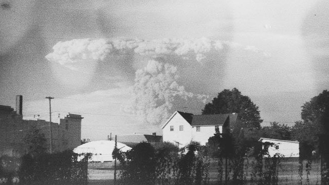 Saturday marks 39th anniversary of Mount St. Helens eruption