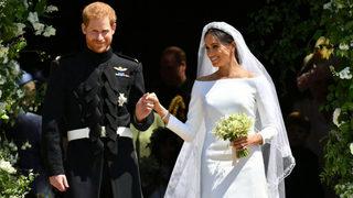 Royal wedding: Meghan Markle, Prince Harry wed (time-stamped updates)
