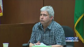 Tony Reed testifies against his brother, John Reed, in Oso murders