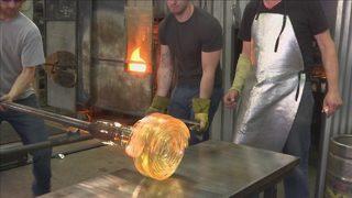 Long-time Seattle glass artist