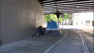 City tries PR campaign as part of encampment sweeps