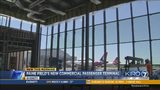 VIDEO: Paine Field's new passenger terminal taking shape