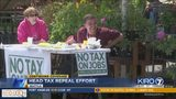VIDEO: Enough signatures collected to get repeal of Seattle's head tax on November ballot