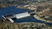 Grand Coulee Dam via Wikimedia Commons