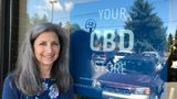 Lisa Tompkins is co-owner of Bright Day: Your CBD Store, which features products made with hemp-derived cannabidiol, one of the compounds found in cannabis plants. Debbie Cockrell debbie.cockrell@thenewstribune.com