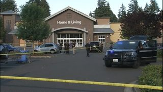 Police: Armed civilian took down shooter at Washington state Walmart