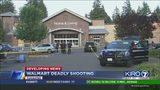 VIDEO: Tumwater Walmart shooting, attempted carjacking