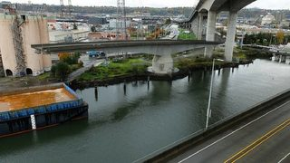 West Seattle low-level bridge closing for emergency repairs
