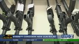 VIDEO: Everett considering new rules for gun owners