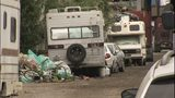 VIDEO: Businesses say they've had enough  when it comes to hazards of people living in RVs