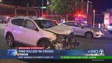 VIDEO: Fatal crash in Ballard