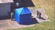 A male body was discovered Tuesday at Beverly Park Road and Pacific Place in Mukilteo.
