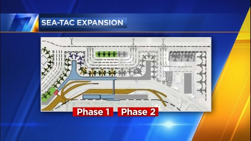Sea-Tac developing $4 billion plan that includes new ... on
