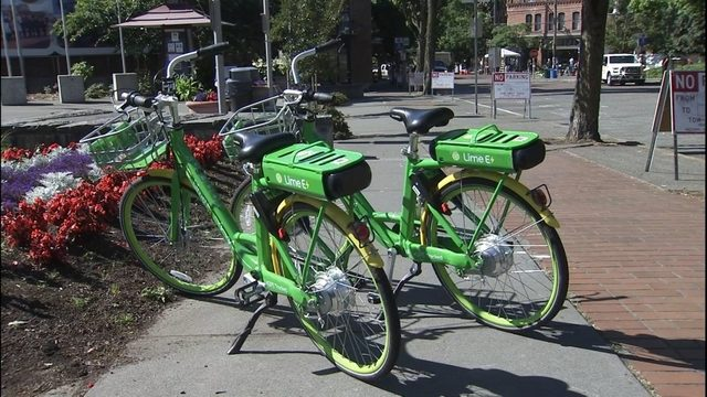 Seattle Makes Bikeshares Official Opens Up To Scooters And