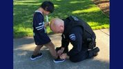 Photo courtesy of Tukwila Police Department Facebook page
