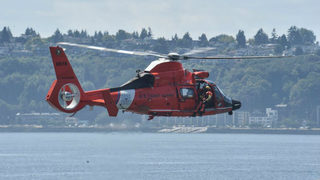 Coast Guard crews rescue boaters after their vessel takes on water