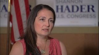 Shannon Hader runs for 8th District Democratic nomination