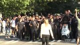 RAW VIDEO: Behind the scenes of Seattle police's lip sync challenge