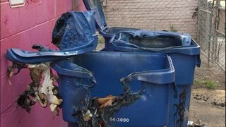Seattle Police Department investigating string of dumpster fires