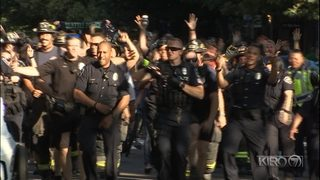 WATCH: Seattle police release full lip sync video after