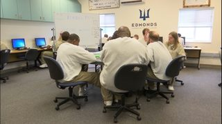 North Sound college awards first scholarship to inmates