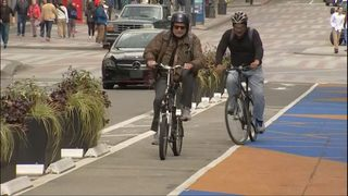 More protected bike lanes coming to downtown Seattle