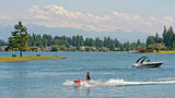 Toxic algae bloom reported in popular Pierce County lake