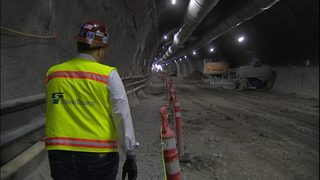 Sound Transit finishes excavation of Bellevue light rail tunnel