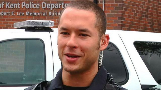 Kent police officer killed in line of duty  KIROTV