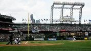 General view of Safeco Field during the opening day game between the Seattle Mariners and the Oakland Athletics on April 2, 2007 in Seattle, Washington. The Mariners defeated the A's 4-0. (Photo by Otto Greule Jr/Getty Images)