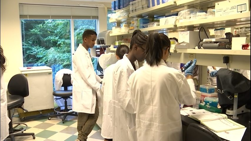 Fred Hutch Offering STEM Boot Camp For Students | KIRO TV