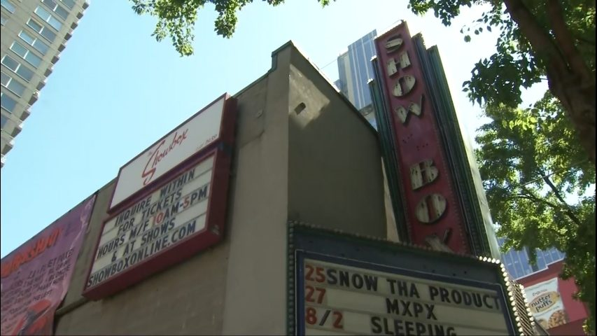 Showbox granted landmark status after months-long battle