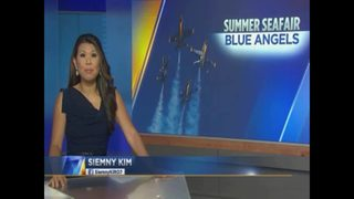 Summer Seafair: Blue Angels