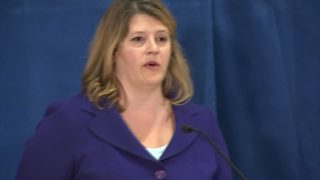 RAW VIDEO: Alaska Airlines press conference about stolen plane