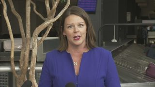 RAW: Update from Port of Seattle Commissioner on stolen plane incident