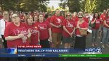 VIDEO: Western Washington teachers to rally for higher pay