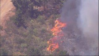 Washington wildfire season now worst in history; smoke, haze impacting firefight