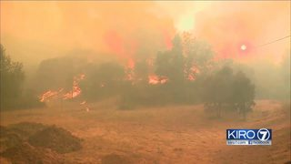 Officials concerned about fire danger with ongoing dry weather