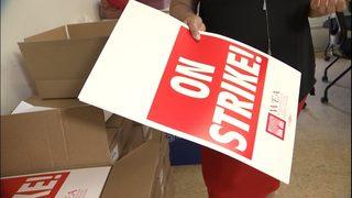 VIDEO: Seattle teachers voting on strike