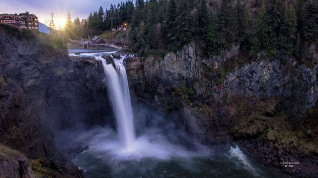 Snoqualmie Falls in list of 19 most beautiful waterfalls ...