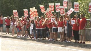 After days of rallies, negotiations, Kent teachers reach agreement with district