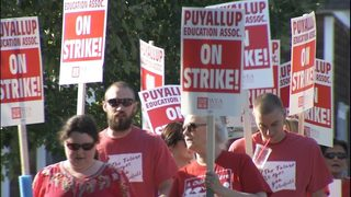 Striking teachers may not get what they want because funding is now based on property values