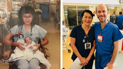 (Photos from Stanford Children's Health - Lucile Packard Children's Hospital Stanford)